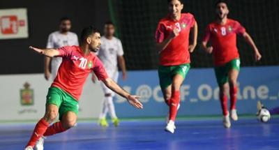 عاجل..المغرب يكتسح مصر
