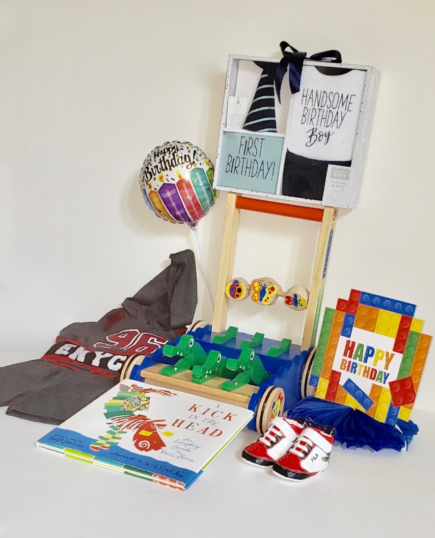 Best First Birthday Gifts For Baby Boy Gift For Baby Boy 1st Birthday