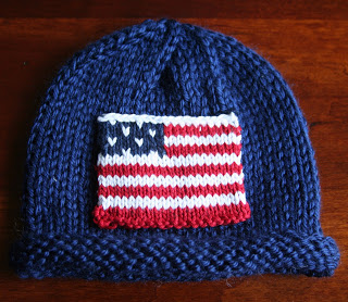 independence day beanie