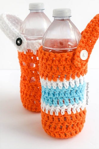 water bottle free patterns for father's day