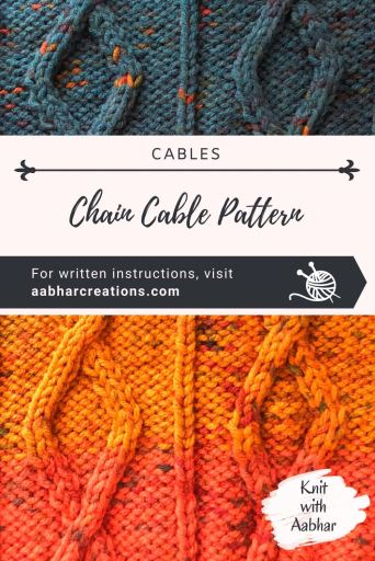 Chain Cable Pin