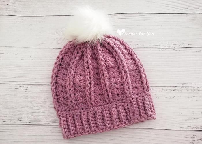 Yara-Beanie free crochet pattern
