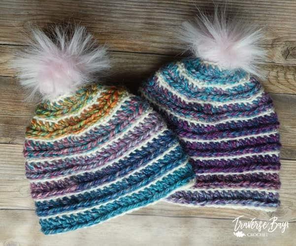 tc-beanie free crochet pattern