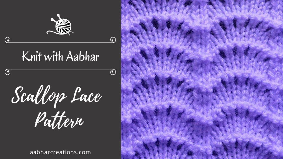 Scallop Lace Featured Aabharcreations