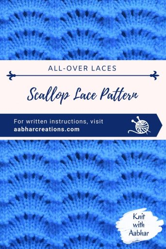 Scallop Lace Pin AabharCreations