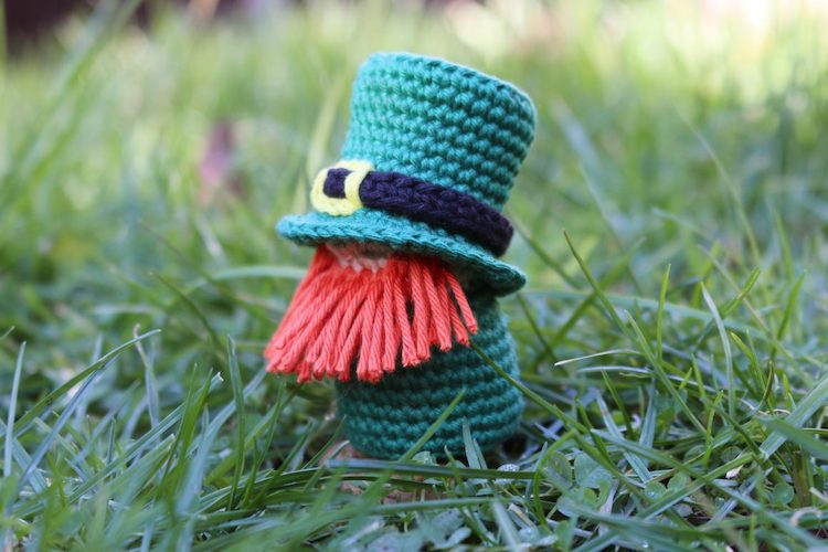 patrick's day crochet patterns