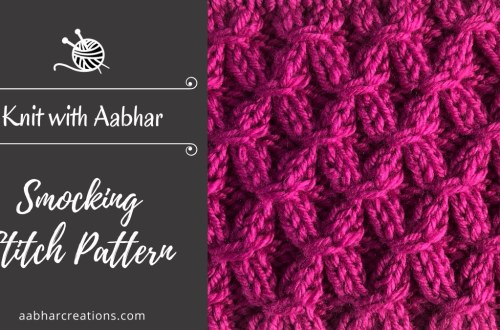Smocking Stitch Featured aabharcreations