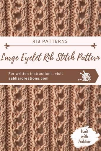 Large Eyelet Rib Stitch_Pin Image aabharcreations