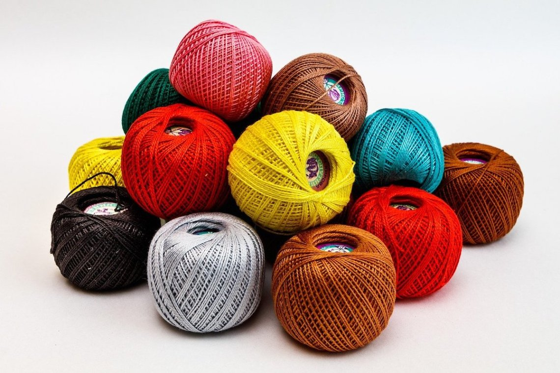 Crochet Thread Size steel hook size aabharcreations