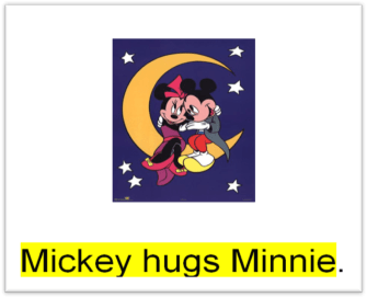 Mickie and Minnie