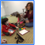Using AAC in play