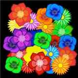Image of flowers app for cause and effect