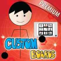 Image of Custom Boards app icon