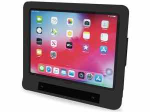 The skyle iPad case with eye gaze bar for iPad Pro.