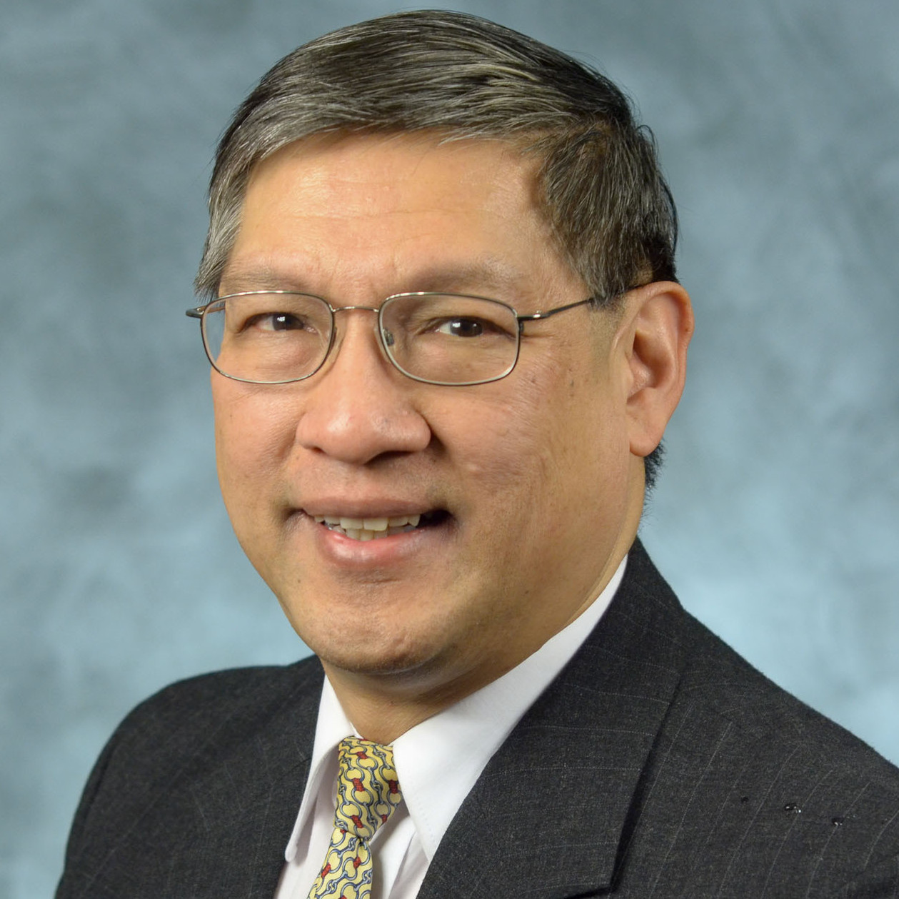Pastor Steven Chin
