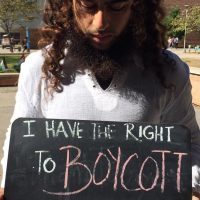 Protect our Right to Boycott
