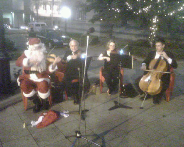 The Wagner Quartet with special guest