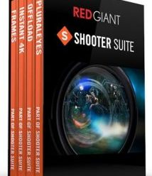 Red Giant Shooter Suite [13.2.12] Free Crack 2021 Latest Version License Key