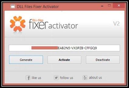 dll files fixer free activatior crack