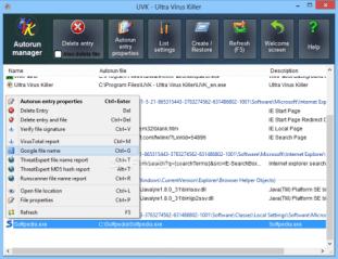 UVK Ultra Virus Killer license key