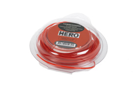 HERO Trimmersnøre 1,6 mm - 15 mtr.