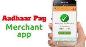 Aadhaar card payment app download free