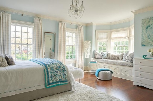 latest trends for bedroom curtain ideas