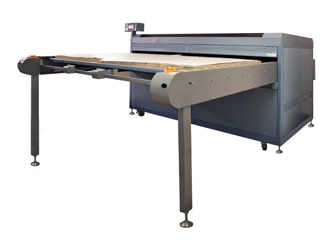Alpha Industrial Flatbed Series 10 Press