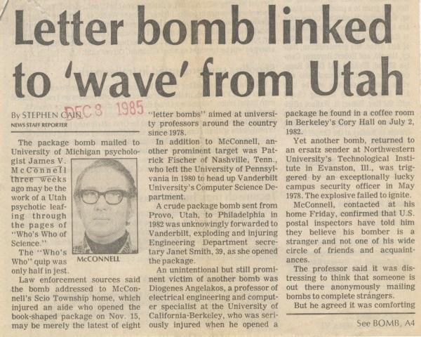 letter bomb # 50