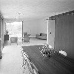 Glass Doors Lead To Sun Deck In Phillips Mid Century Modern