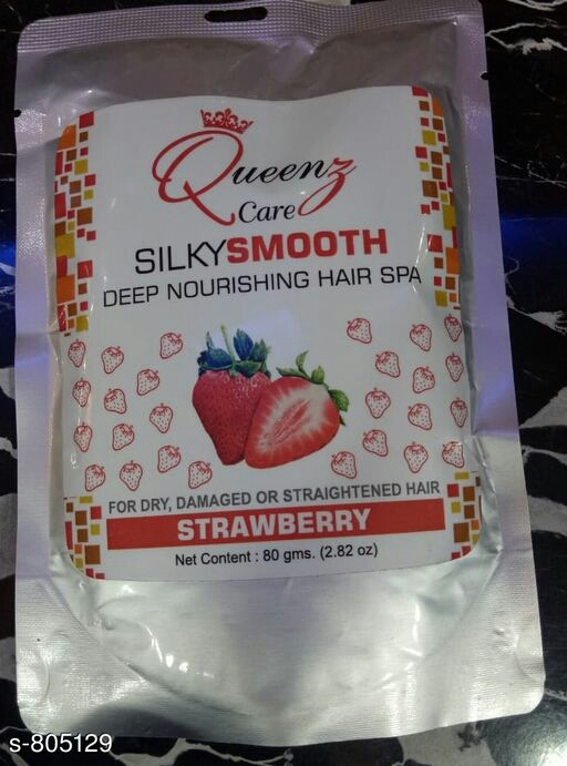 Queenz Care Hair Spa Products