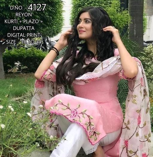 Trendy Women's Kurta Set