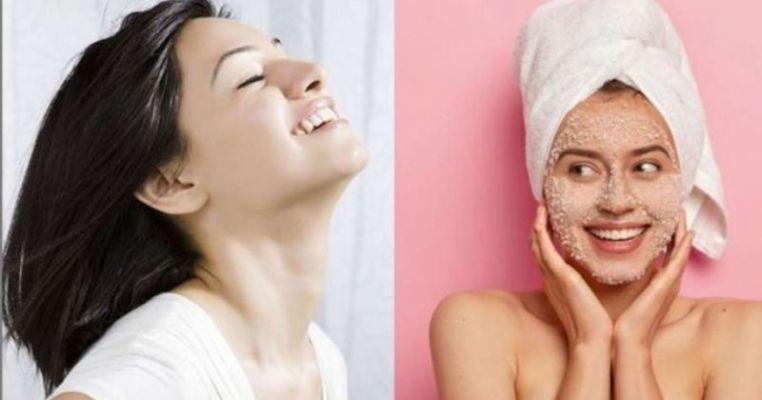 सोने से पहले ये 4 फेस मास्क लगाने से मिलेगी बेदाग त्वचा और गोरा निखार
