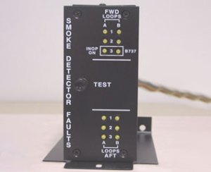 Fire Protection System Fault Panel Assembly by AAE Ltd