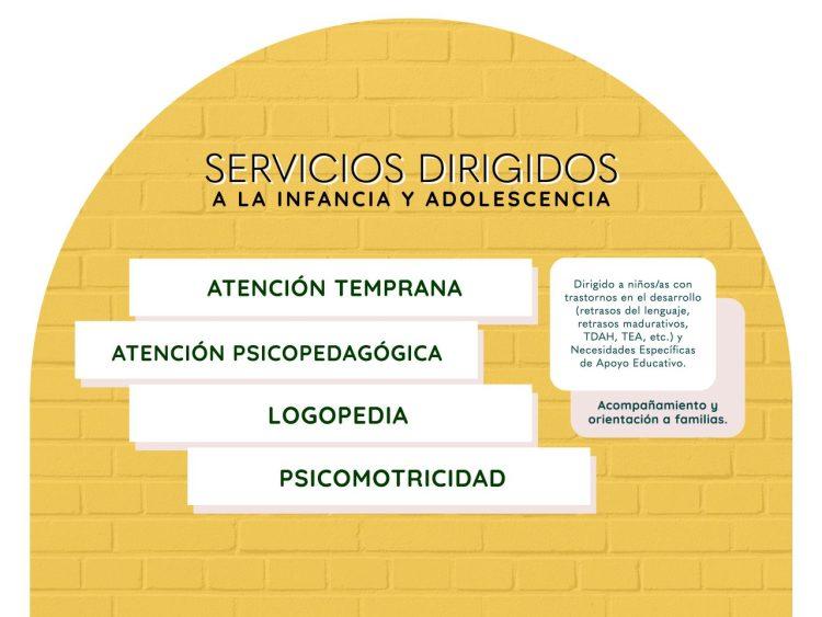 Servicios dirigidos