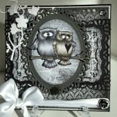 Grey Owls