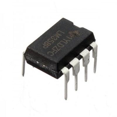 LM358 Operational-Amplifier (Op-Amp)
