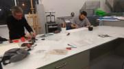 Lino cutting