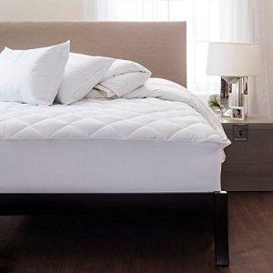 qulited mattress protector