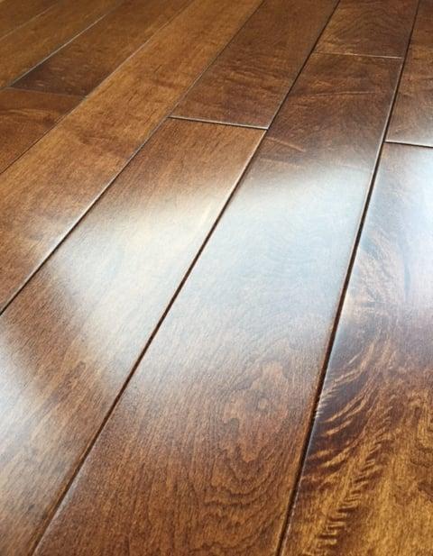 Goodfellow Hardwood Floor Maple