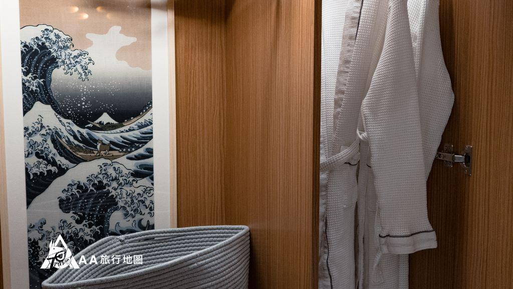 你會一直想要住在這衣櫃