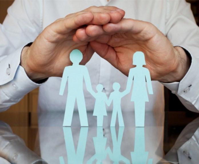 Οικογένεια Προστασία Ασφάλεια