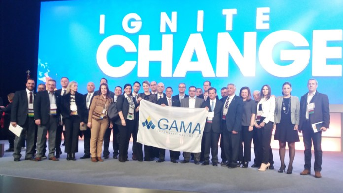 GAMA International Συνέδριο 2017