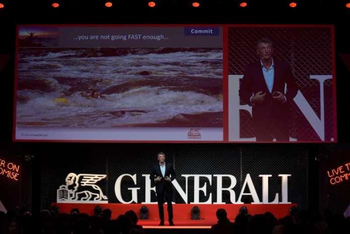 Kevin Gaskell Generali Ενημέρωση Συνεργατών 2017