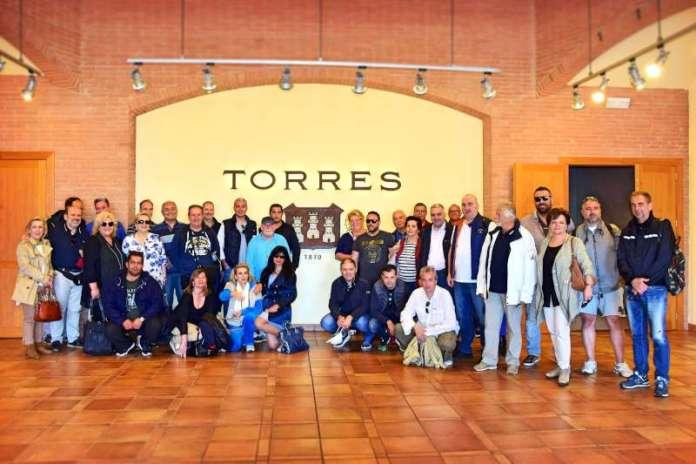 Ευρωπαϊκή Πίστη Καταλονία οινοποιείο torres