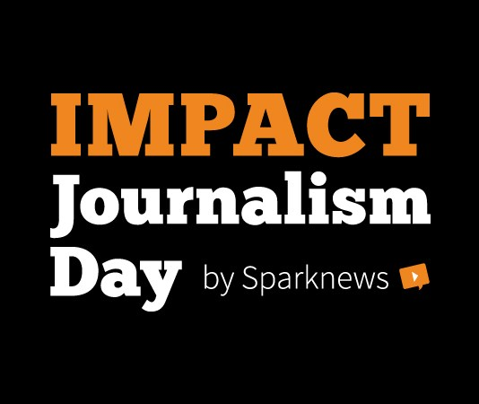 AXA Impact journalism Day