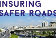 AXA Insuring safer roads