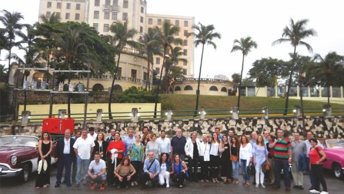 Μινέττας ταξίδι Κούβα