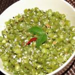 French Beans Poriyal or Thoran