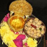 Chickpea or Konda Kadalai Sundal